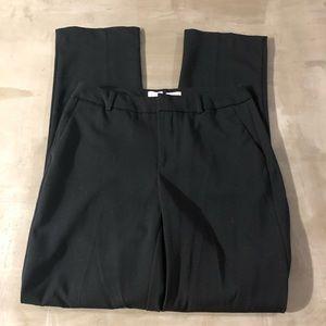 Straight leg dress pant